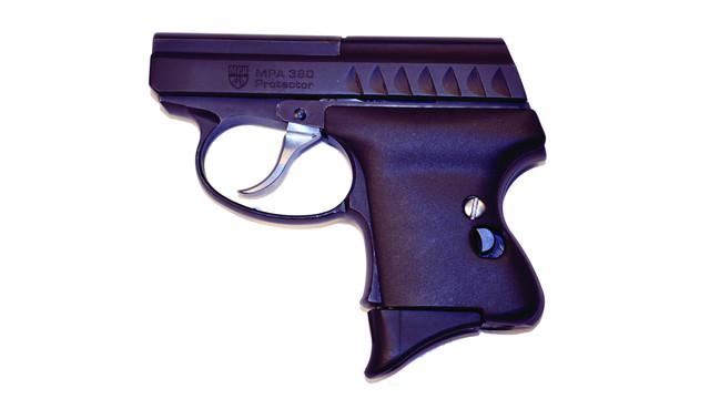 Enhanced Protector pistols