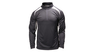 Warrior Wear Athletic 1/4-Zip Mock Top