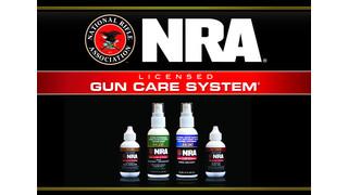 Licensed NRA Gun Care System