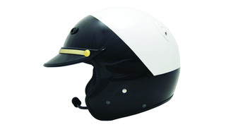 Advanced Lightweight Motorcycle Police Helmet - S1606