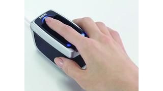 HS100-10 Contactless Hybrid Finger Scanner (HS100-10)
