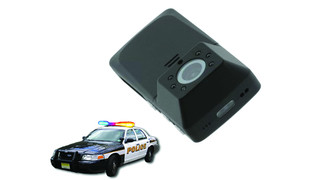 Officer Patrol Camera Recorder w/ Infrared Night Vision