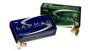 Lawman Training Ammunition