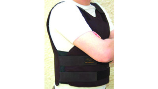 Level III-A Concealable Vest w/wo Side Protection