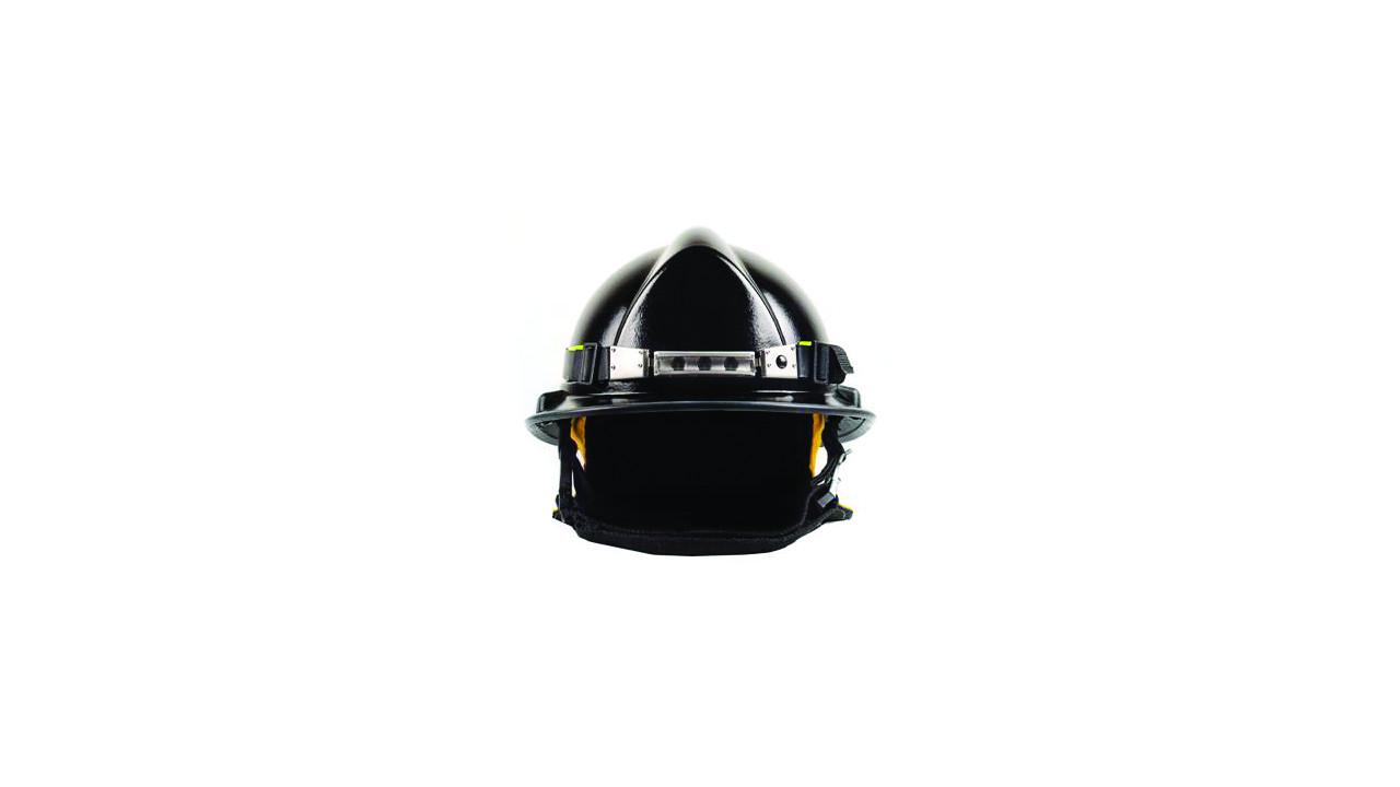 futuristic metal led fire safety helmet light. Black Bedroom Furniture Sets. Home Design Ideas