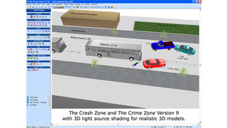 Crime Zone and Crash Zone V. 9