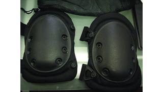 Humvee Gear Knee and Elbow Pads (black)
