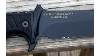 Gerber LHR Knife: A Field Test