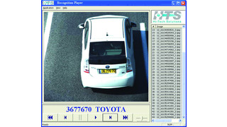 VIR - Vehicle Identity Recognition