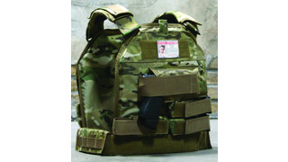 Quick IIIA Body Armor