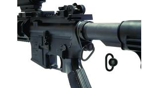 AR-15/M16 Receiver End Plate Quick Detach Sling Mount