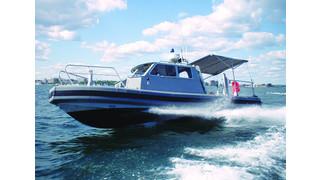 Sentry aluminum boats