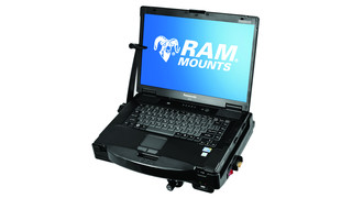 Tough-Dock for the Panasonic Toughbook CF-52
