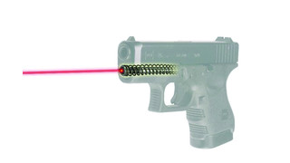 Guide Rod Laser for Gen4 GLOCK models 26 and 27 Subcompact Pistols