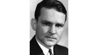 Legendary Lawman Melvin Purvis