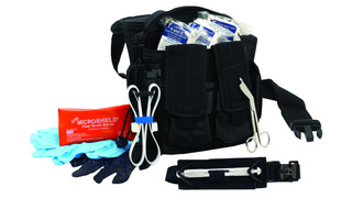 Rapid Deployment Pack with Medical Supply Kit