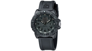 LUMINOX NAVY SEAL COLORMARK 3050 WATCH - BLACKOUT #DWM0298 Winner: Traffic Enforcement