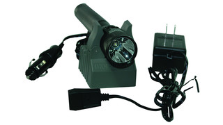 Magnalight.com Rechargeable LED flashlight