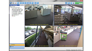exacqVision Video Management System (VMS)