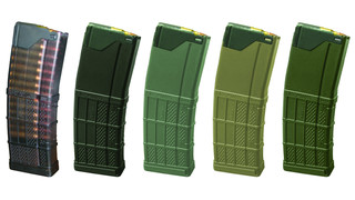 Lancer L5 AWM Advanced Warfighter Magazine