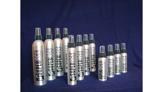 2 oz Aluminum Spray Bottle