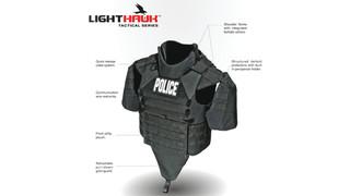 Armor Express Lighthawk XT Body Armor