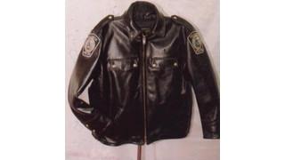 Leather Uniform Coats