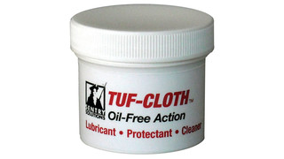Hi-Slip Grease and TUF-CLOTH Mini-Jars
