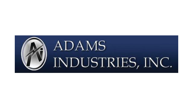 ADAMS INDUSTRIES INC.