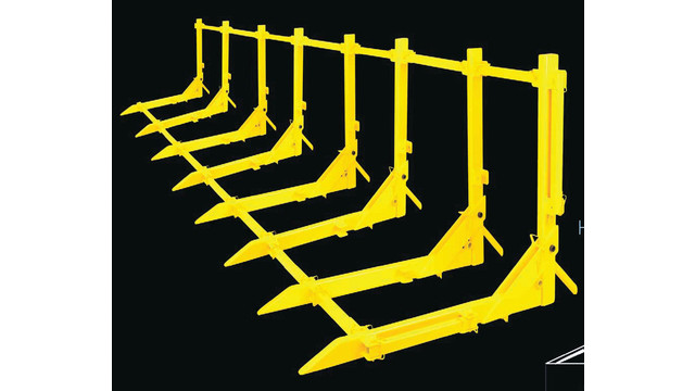 Portable Vehicle Barriers (PVBs)