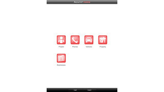 LexisNexis Accurint for Law Enforcement: Mobile - 2011 Innovation Awards Winner