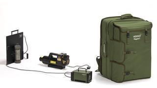 RayzorX Backpack Configuration