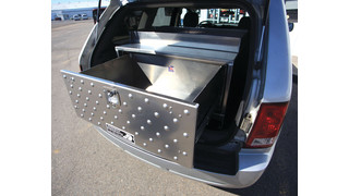 Gladiator Lockup Box for SUVs