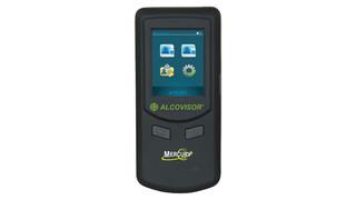 Mercury Alcovisor Breath Alcohol Test Instrument