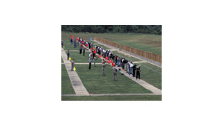 Firing Ranges with ECOBOND