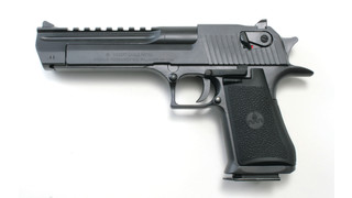Reintroduced: IWI Classic Desert Eagle