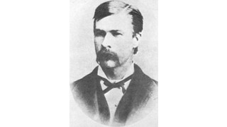Legendary Lawman Morgan Earp