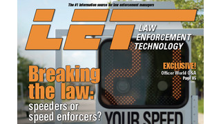 Breaking the law: speeders or speed enforcers?