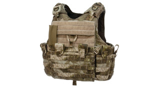 PROTECH FAV MKII QR tactical vest