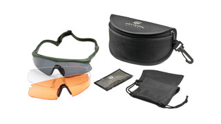 Sawfly Eyewear System - Shooter's Kit