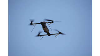 Shrike Vertical Take-off and Landing (VTOL) Unmanned Aircraft System (UAS)