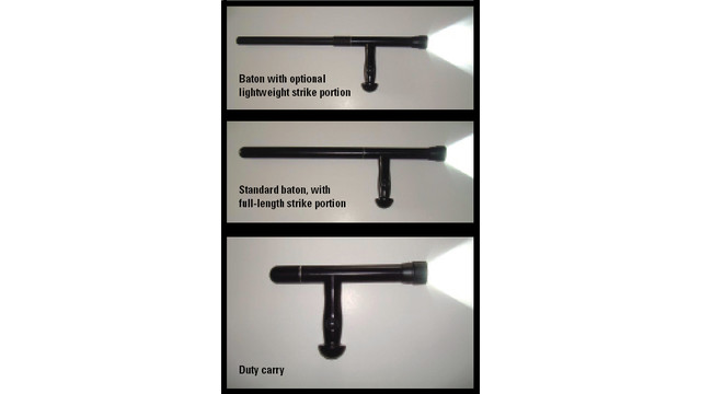 Can your baton do this?