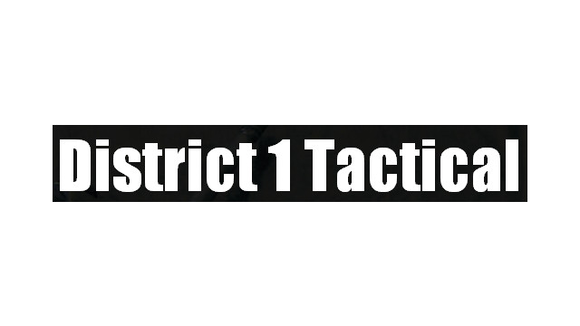 DISTRICT 1 TACTICAL