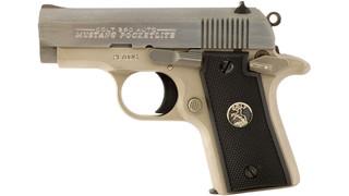 .380 Mustang Pocketlite Pistol