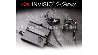 INVISIO S-Series (S10, S20, S30, S40)
