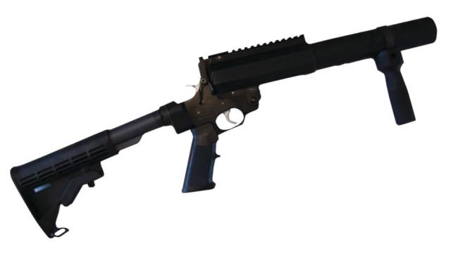 LMT 37/40 mm Single Shot Launcher