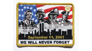 Anniversary 9/11 Patch