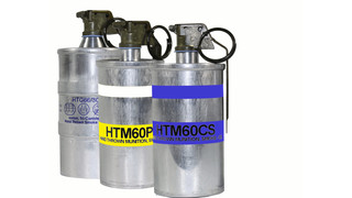 HTM66/3 Hand-Thrown Munitions