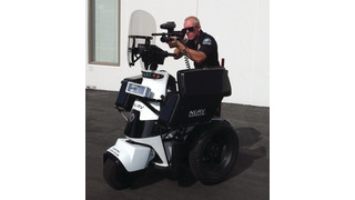 Non-Lethal Response Vehicle (NLRV)