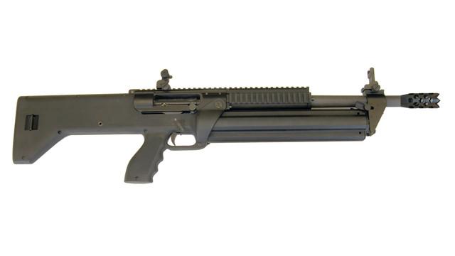 Tactical Breaching Shotgun - SRM Model 1216